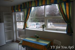 Posner Window and Door Curtains