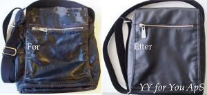 Woman's Black Bag