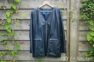 Woman's Black Jacket