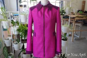 Woman's Pink Jacket